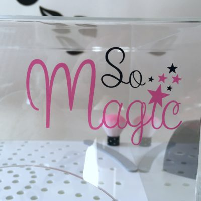 So Magic 3.0 Base Blanche - New Design